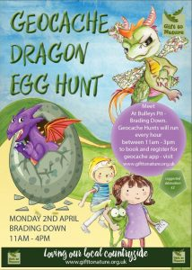 Geocache Dragon Egg Hunt