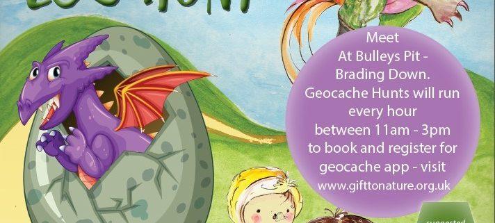 Geocache Dragon Egg Hunt
