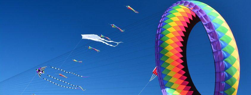 Big Kite Picnic