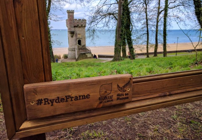 Appley Park Picture Frame